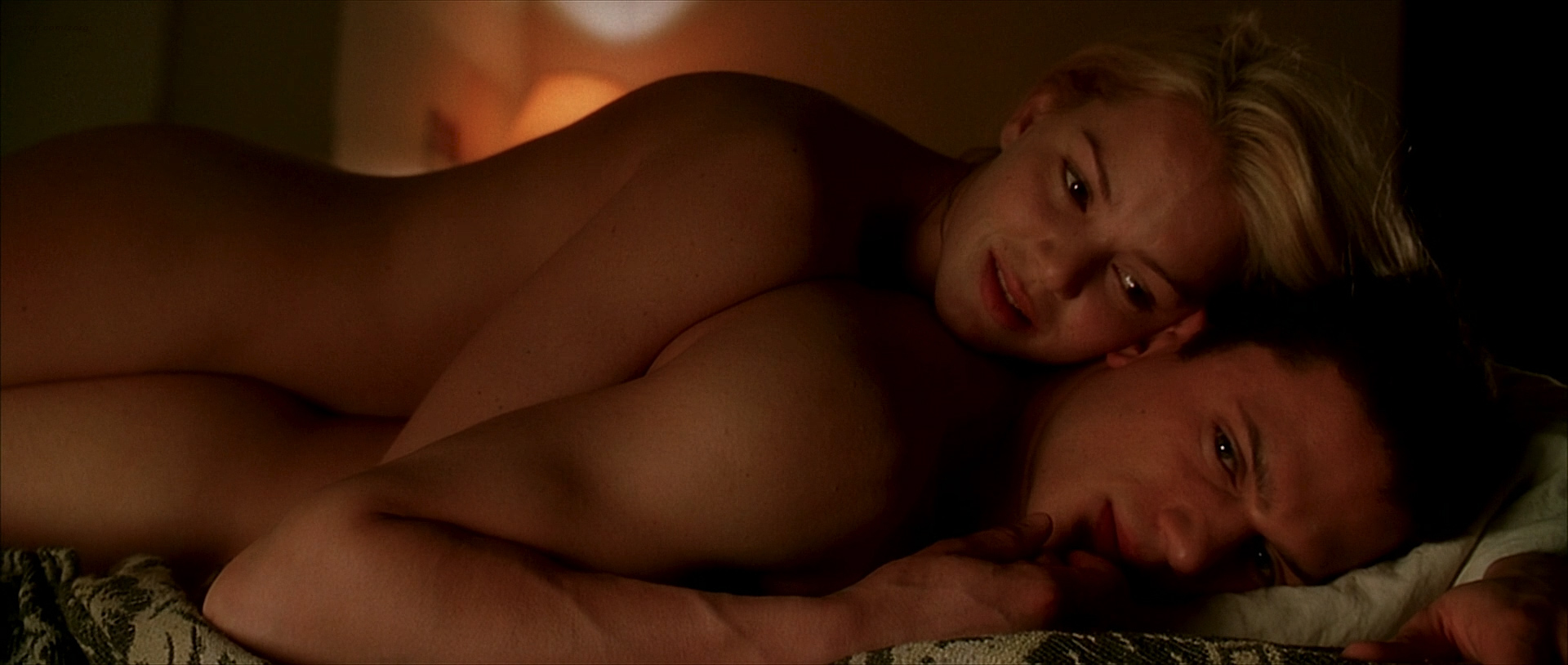 Nicole Kidman sexy hot and Jacinda Barrett nude bush and boobs- The Human Stain (2003) HD 1080p BluRay (11)