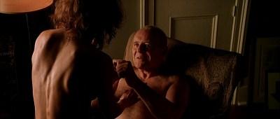 Nicole Kidman sexy hot and Jacinda Barrett nude bush and boobs- The Human Stain (2003) HD 1080p BluRay (6)
