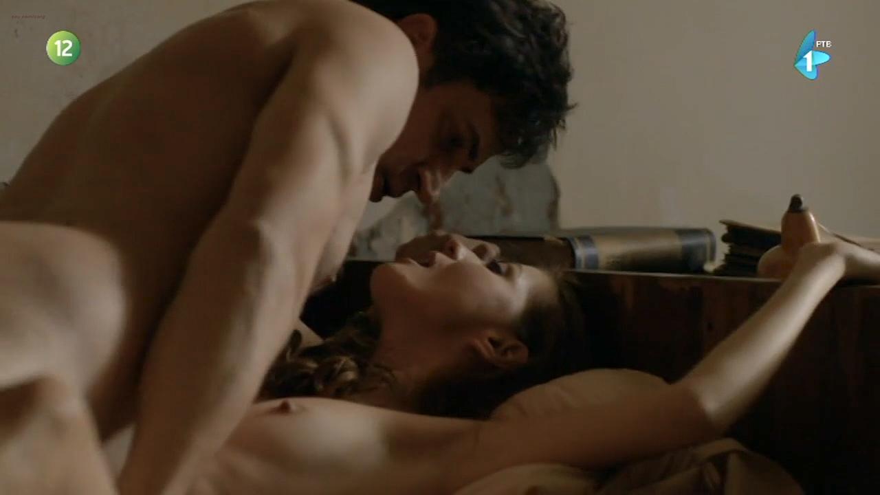 Nina Jankovic nude sex – Vere i zavere (RS-2016) s1e9 HDTV 720p (3)