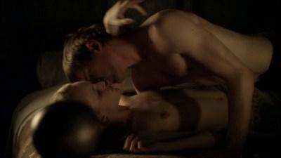 Tamzin Merchant nude topless, butt and sex - The Tudors (2010) s4 HD1080p (3)