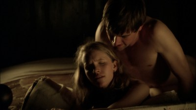Tamzin Merchant nude topless, butt and sex - The Tudors (2010) s4 HD1080p (1)