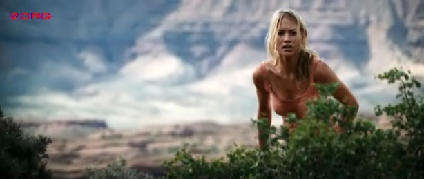 Yvonne Strahovski hot and sexy - The Canyon (2009) (1)