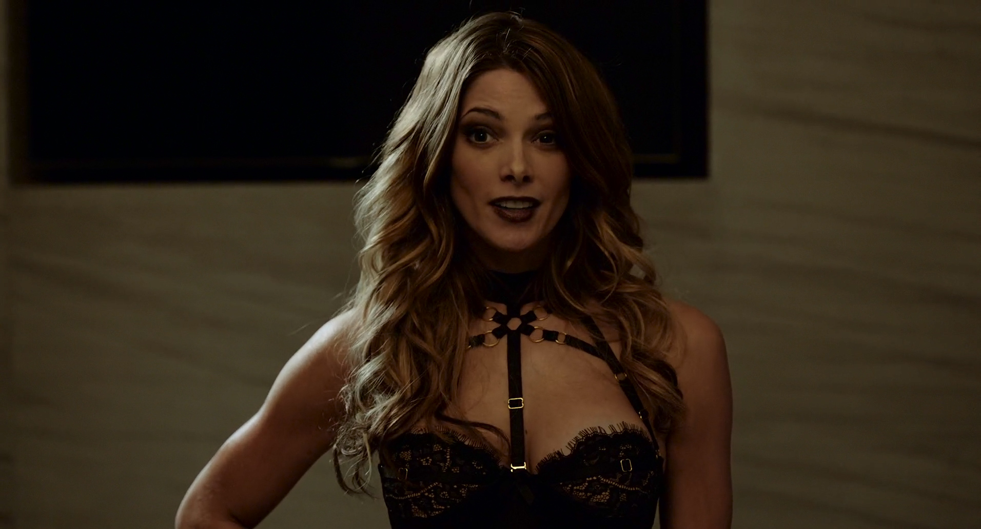Ashley Greene hot dominatrix Alexis Knapp sexy other's hot and nude - Urge (2016) HD 1080p (2)