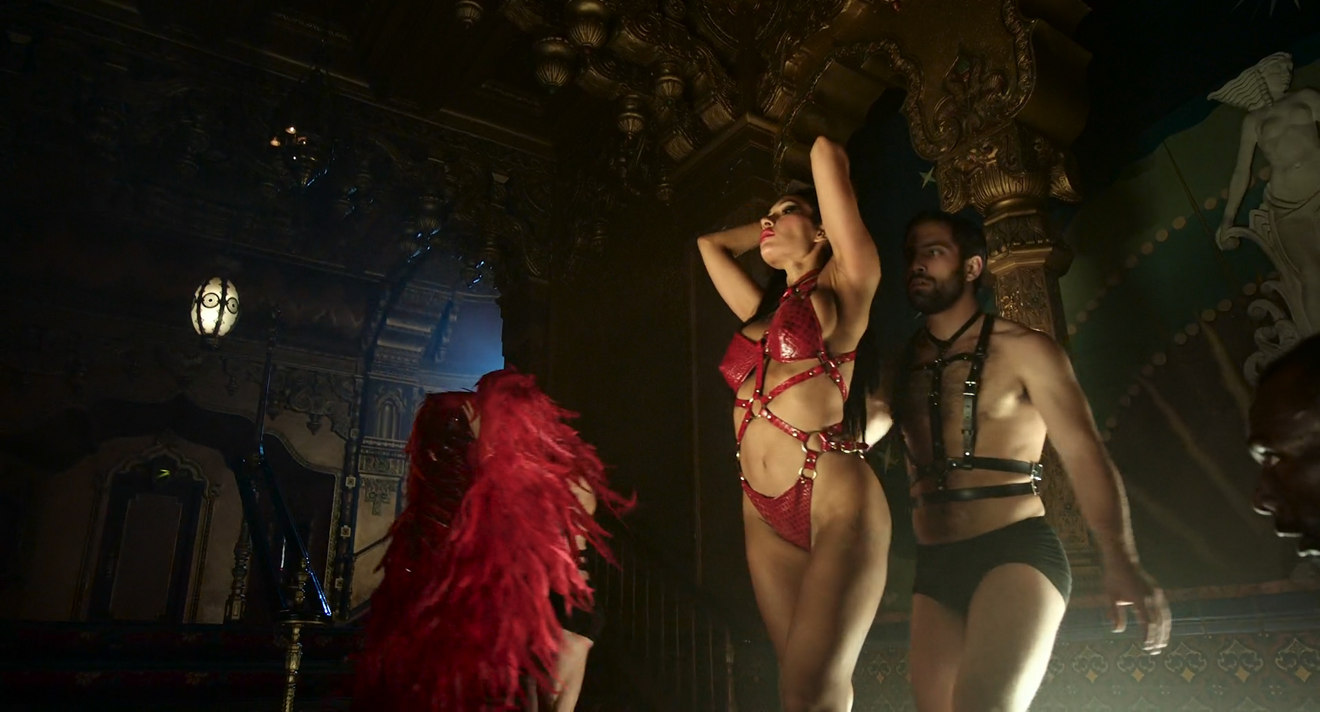 Ashley Greene hot dominatrix Alexis Knapp sexy other's hot and nude - Urge (2016) HD 1080p (11)