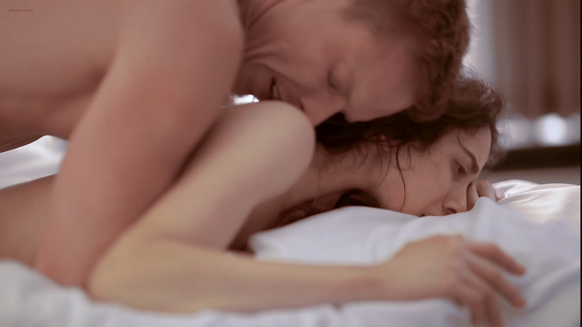 Electra Avellan hot and Jeannine Kaspar nude nipple and sex - Hidden in the Woods (2014) HD 1080p (3)