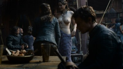Heidi Romanova nude bobs Ella Hughes nude and other's nude too - Game of Thrones (2016) s6e7 HD 1080p (4)