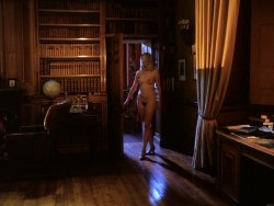 Joely Richardson nude bush, full frontal and lot of sex - Lady Chatterley (UK-1993) (4)