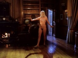 Joely Richardson nude bush, full frontal and lot of sex - Lady Chatterley (UK-1993) (3)