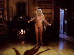 Joely Richardson nude bush, full frontal and lot of sex - Lady Chatterley (UK-1993) (2)