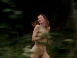 Joely Richardson nude bush, full frontal and lot of sex - Lady Chatterley (UK-1993) (7)