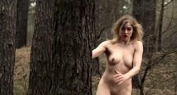 Julia Hummer nude bush Sarah Grether and Anna Eger nude full frontal - Top Girl (DE-2014) (3)