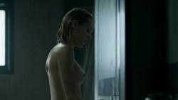 Maggie Civantos nude butt boobs and Berta Vázquez nude lesbian sex - Locked Up (ES-2015) s1 (5)