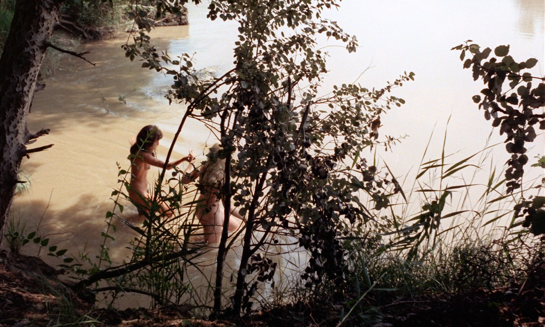 Romina Power nude toplees, Sylva Koscina nude Rosemary Dexter and Maria Rohm nude bush - Marquis de Sade - Justine (IT-1969) HD 1080p BluRay (14)
