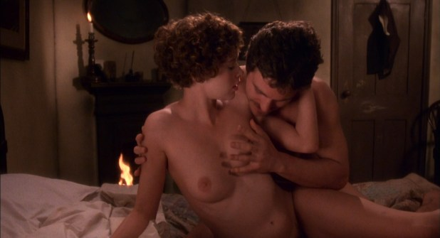 Sylvia Kristel nude full frontal, bush boobs and sex - Lady Chatterleys Lover (1981) HD 1080p BluRay (3)