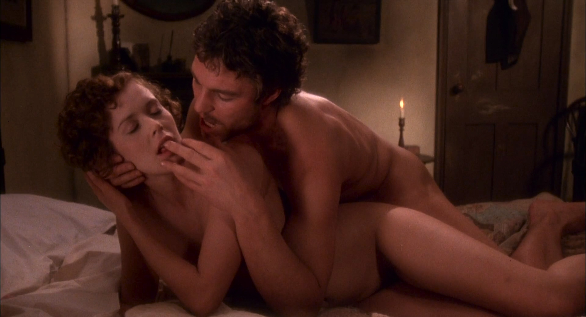 Sylvia Kristel nude full frontal, bush boobs and sex - Lady Chatterleys Lover (1981) HD 1080p BluRay (18)