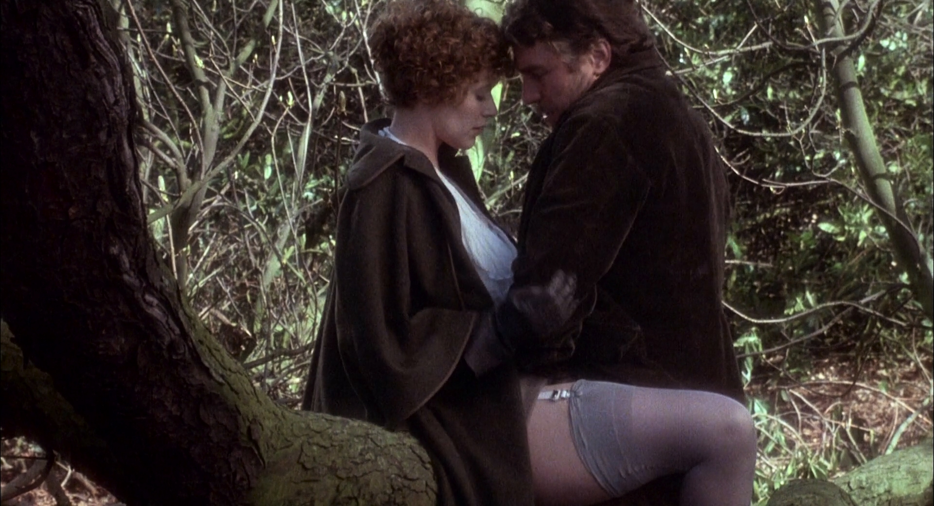 Sylvia Kristel nude full frontal, bush boobs and sex - Lady Chatterleys Lover (1981) HD 1080p BluRay (10)