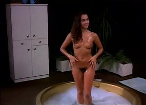 Adriana Vega nude full frontal, sex threesome Eva Liberaten and Silvia Solar nude bush lesbian too