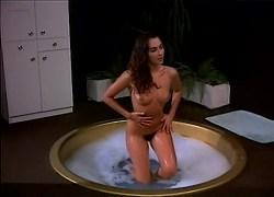 Adriana Vega nude full frontal, sex threesome Eva Liberaten and Silvia Solar nude bush lesbian too (13)