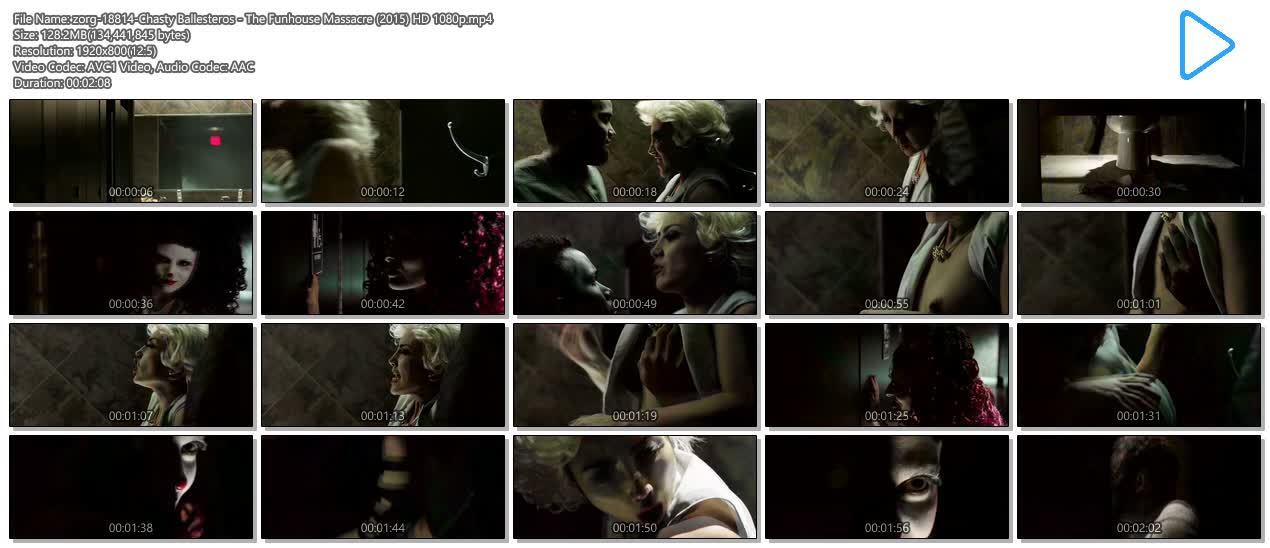 Chasty Ballesteros nude topless and sex - The Funhouse Massacre (2015) HD 1080p (5)