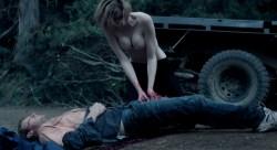 Elizabeth Debicki hot cleavage in bra some sex - The Kettering Incident (AU-2016) s1e3-4 HD 720p (3)