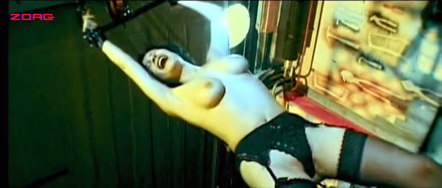 Helene de Fougerolles nude Valentine Sauca nude full frontal Ovidie and other's nude too - Mortel Transfert (FR-2001) (2)