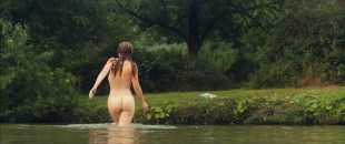 Joséphine de La Baume nude skinny dipping and sex -  Road Games (2015) HD 1080p