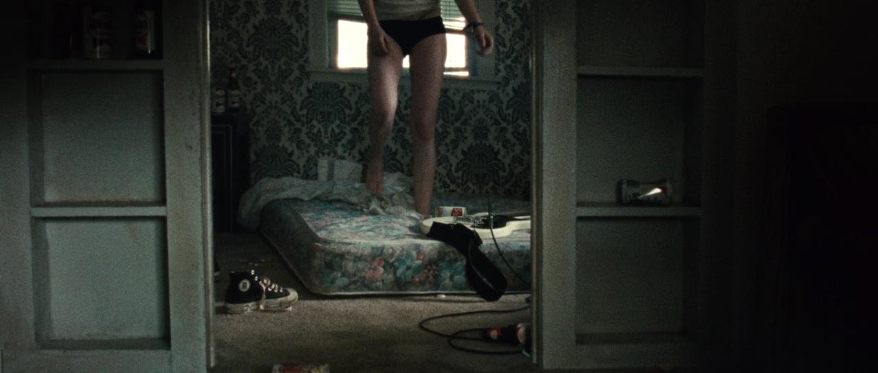 Kristen Stewart hot and sexy - The Runaways (2010) HD 720p BluRay (7)