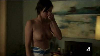 Lina Esco nude topless and Natalie Martinez nipple sex - Kingdom (2016) s3e6 HD 720p (5)