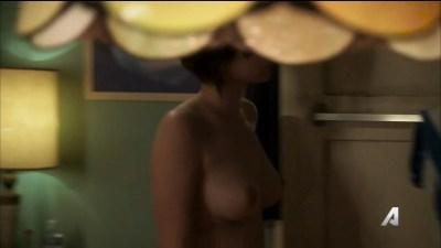 Lina Esco nude topless and Natalie Martinez nipple sex - Kingdom (2016) s3e6 HD 720p (3)