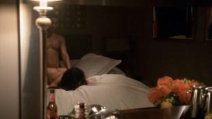 Lisa Bonet nude butt sex doggy style in brief hot scene - Ray Donovan (2016) S4E4  HDTV 720p