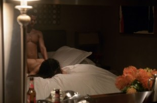 Lisa Bonet nude butt sex doggy style in brief hot scene – Ray Donovan (2016) S4E4  HDTV 720p