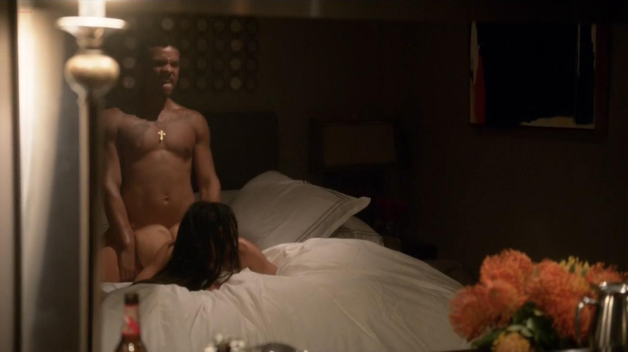 Lisa Bonet nude butt sex doggy style in brief hot scene - Ray Donovan (2016) S4E4 HDTV 720p (3)