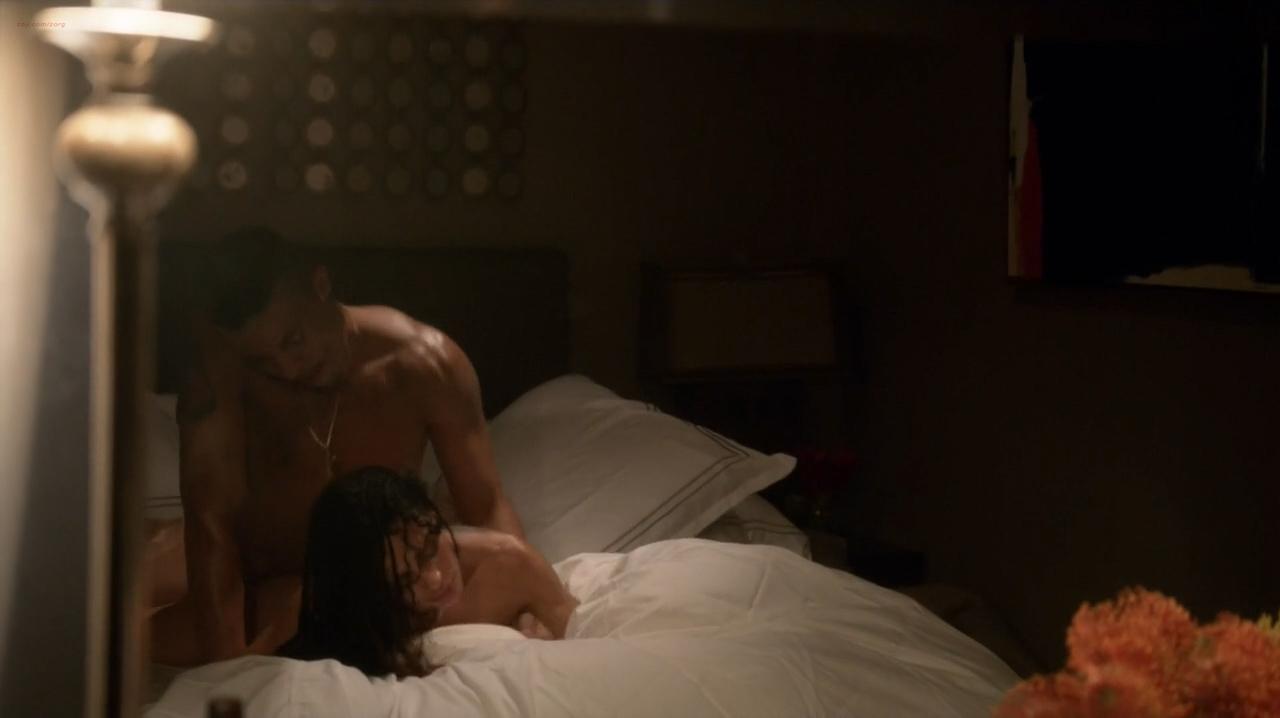 Lisa Bonet nude butt sex doggy style in brief hot scene - Ray Donovan (2016) S4E4 HDTV 720p (2)