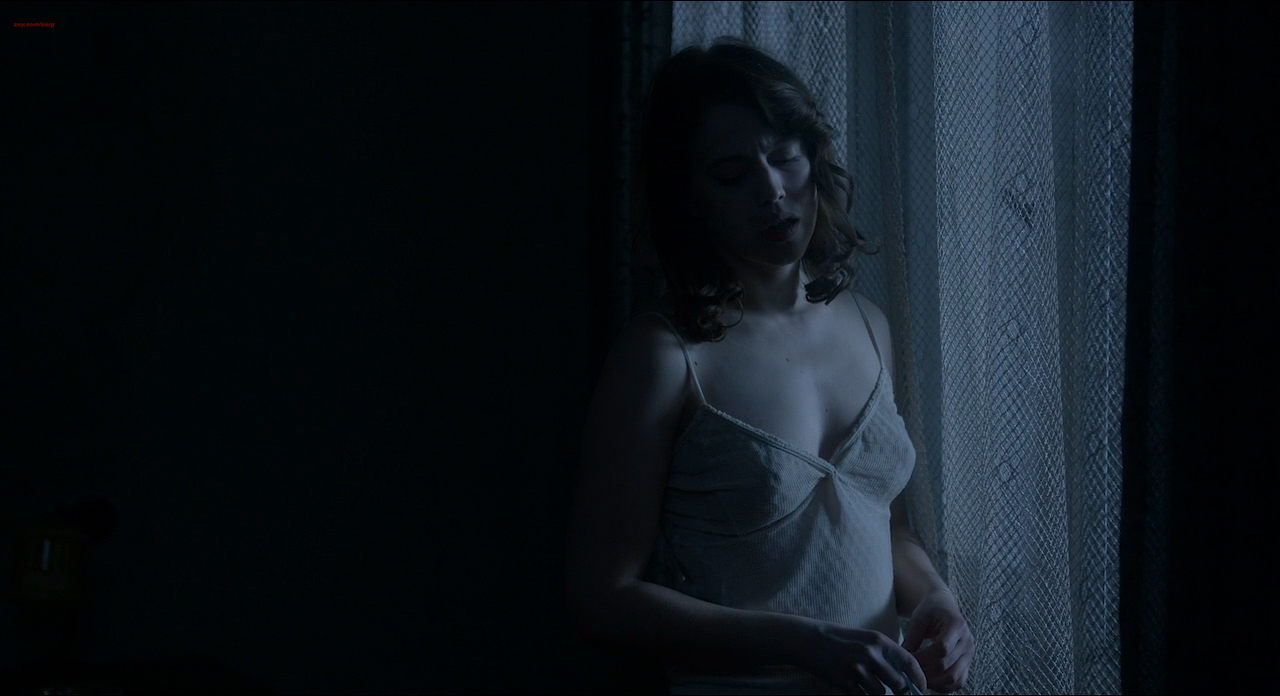 Lou de Laâge hot and see through in lingerie - Les Innocentes (FR-2016) HD 720p (9)