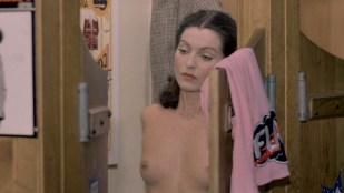Marie-France Pisier nude brief topless - French Postcards (1979) HD 1080p BluRay