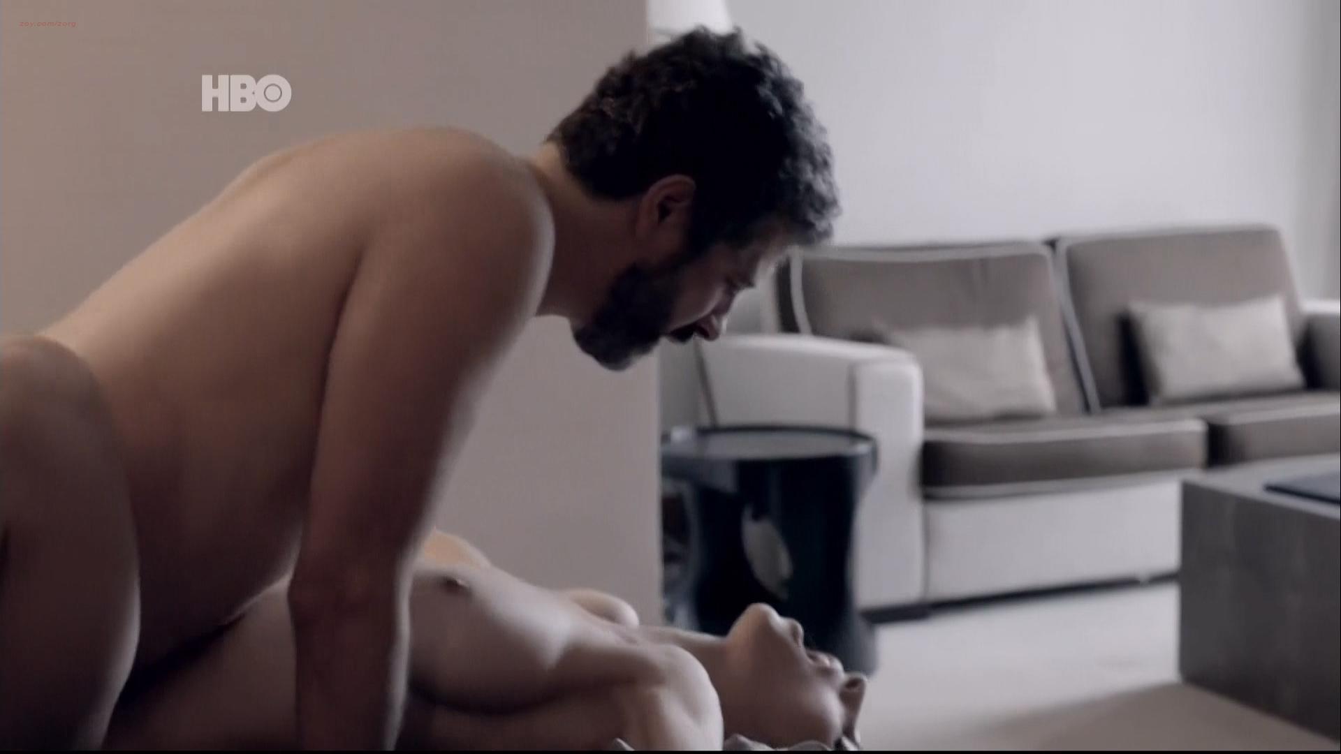 Juliana Schalch nude topless, Carla Zanini, Michelle Batista and Gabriella Vergani nude sex too - O Negócio (BR-2016) s3e7-8 HDTV 1080p (6)