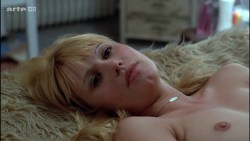 Miou-Miou nude bush, boobs and full frontal with Brigitte Fossey and Isabelle Huppert nude too - Les valseuses (FR-1974) HDTV 720p (10)