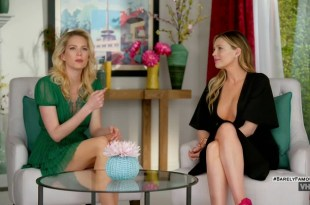Sara Foster hot cleavage Erin Foster and Jessica Alba hot and sexy – Barely Famous (2016) S02E01