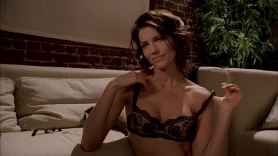 Tricia Helfer hot and sexy in lingerie - Memory (2006) HD 1080p BluRay (3)
