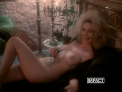 Bea Fiedler nude bush Taaffe O'Connell and Louisa Moritz nude too - Hot Chili (1985) (7)