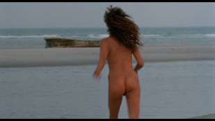 Deborah Richter nude butt naked and brief nude topless - Cyborg (1989) HD 1080p BluRay