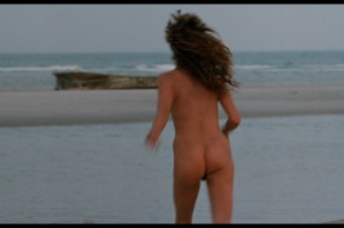 Deborah Richter nude butt naked and brief nude topless - Cyborg (1989) HD 1080p BluRay (6)