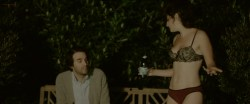 Jess Varley nude topless Jenny Slate and Frankie Shaw hot see through bra - Joshy (2016) HD 1080p WEB-DL (6)