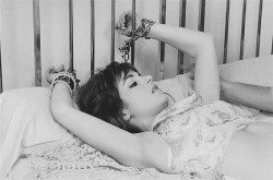 Marie-France Pisier nude but covered Prima Symphony nude - Trans-Europ-Express (1966) (8)