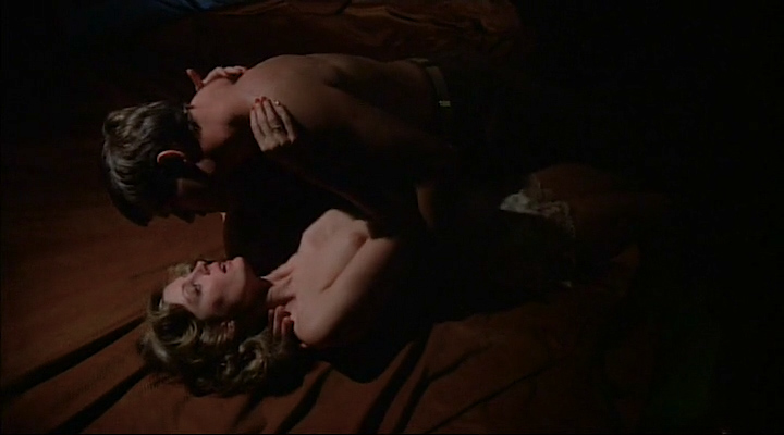 Marie-France Pisier nude sex and Susan Sarandon nude topless - The Other Side Of Midnight (1977) (3)