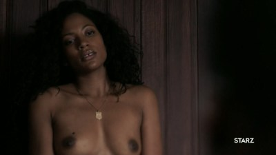 Natalie Paul nude topless and sex Lucy Walters nude Naturi Naughton hot - Power (2016) s3e4 HD 1080p (6)