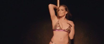 Nina Simone Robinson nude as stripper and Kye Kinder hot - The Bet (2016) (7)