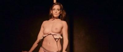 Nina Simone Robinson nude as stripper and Kye Kinder hot - The Bet (2016) (6)