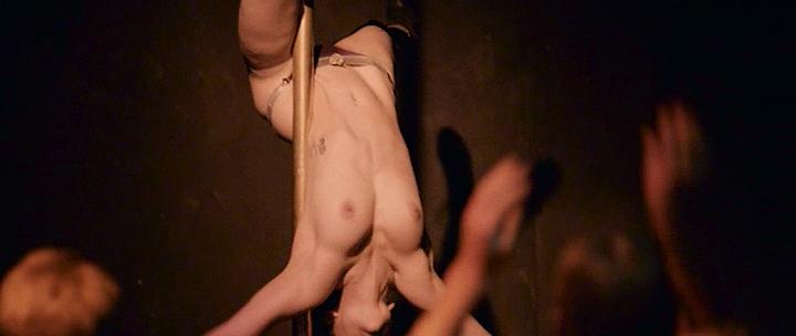 Nina Simone Robinson nude as stripper and Kye Kinder hot - The Bet (2016) (3)