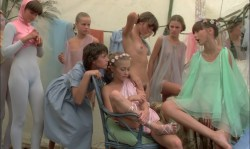Patti D'Arbanville nude bush and butt Mona Kristensen nude others nude too - Bilitis (1977) HD 720p (11)